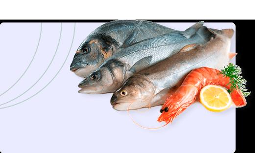 Рыба и морепродукты с доставкой на дом