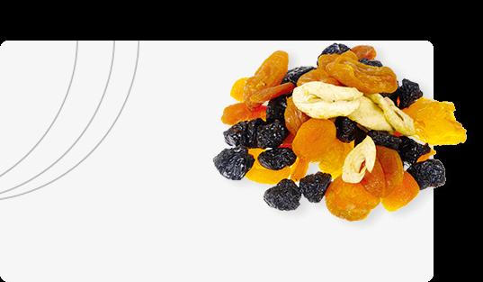 Орехи, халва, сухофрукты