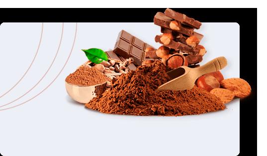 Шоколад и десерты