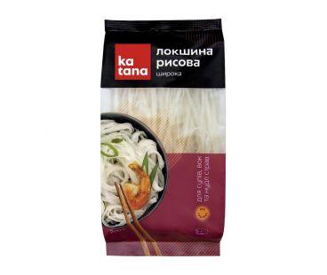 Katana Лапша рисовая широкая 200г