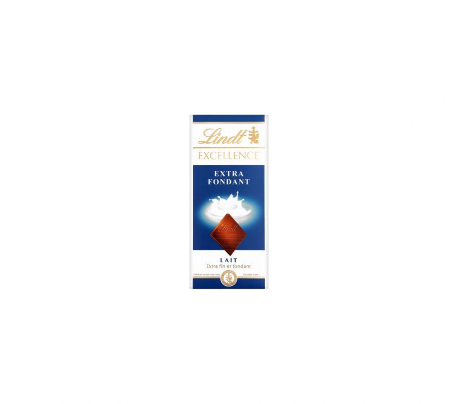 Lindt Excellence молочный шоколад 100г