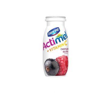 Десерты, йогурты Актимель лесные ягоды 1,5% пэт 100г