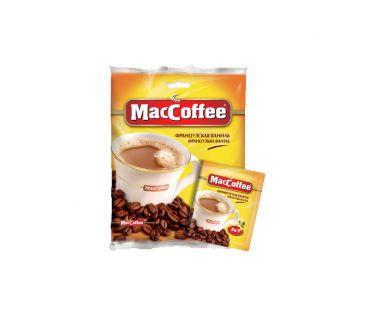 Maccoffee Пакет 3в1 ФР Ваниль 25шт