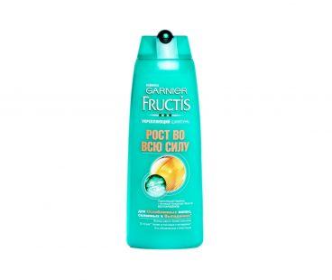 Товары по уходу за волосами Garnier шампунь Fructis рост во всю силу 400мл