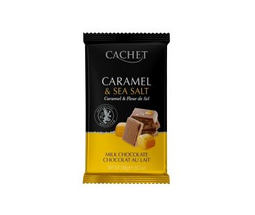 ШБ Шоколад Cachet Соль Карамель 32% 300гр Бельгия