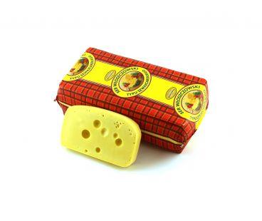 Швейцарский сыр 45% ТМ Влощова