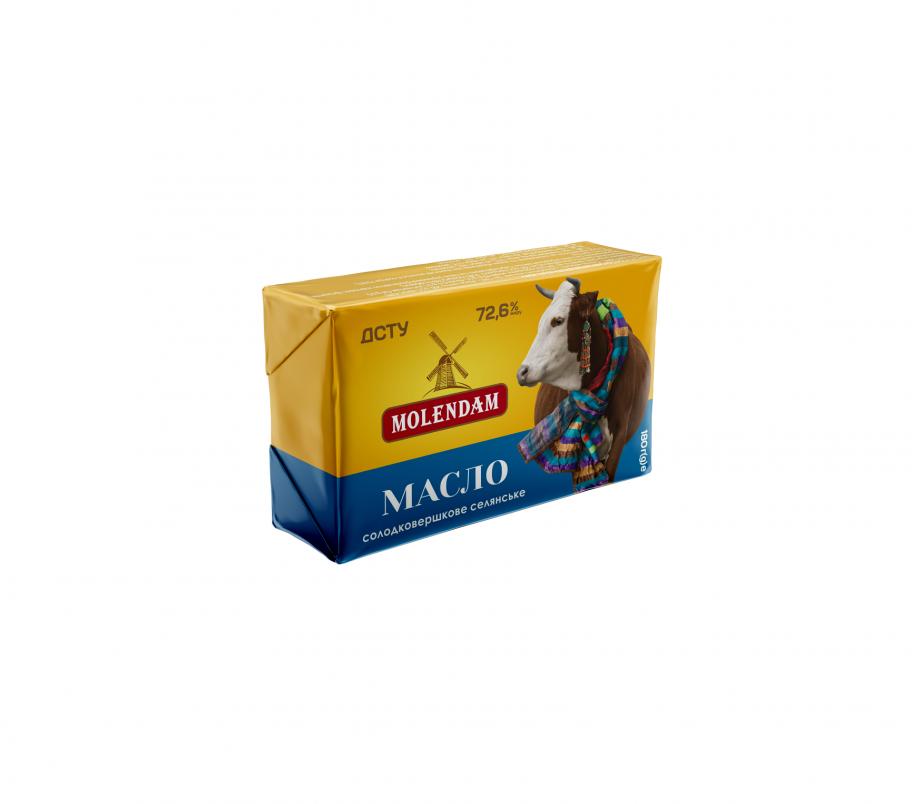 НМ Масло Молендам 72,6% 180г