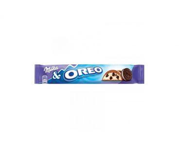 Milka Шоколад с кусочками печенья Oreo 37г