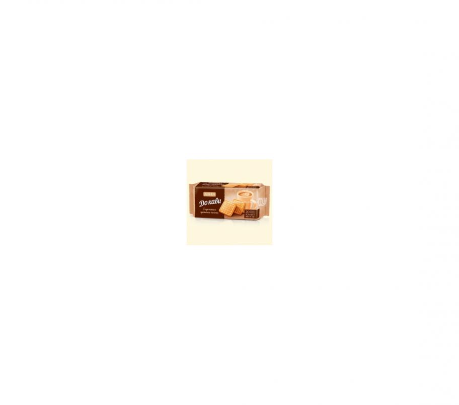 Roshen печенье к кофе топленое молоко 185г