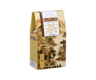 Чай черный Базилур Basilur Китайская коллекция Те гуань Инь 100г