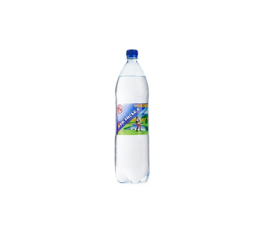 Лужанская газ 1,5 ПЭТ