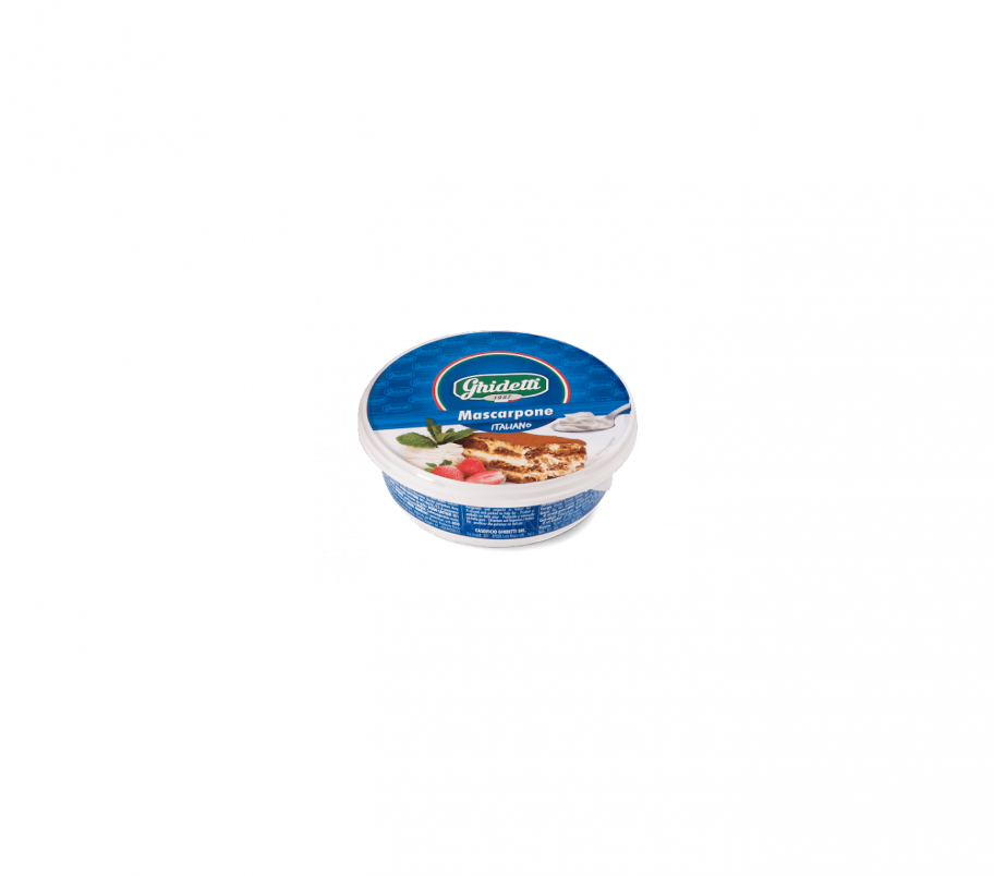 Ghidetti Сыр Маскарпоне из коровьего молока 250г