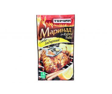 Торчин Маринад Соево- имбирный 160 гр