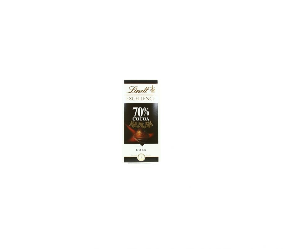Lindt Excellence шоколад 70% 100г
