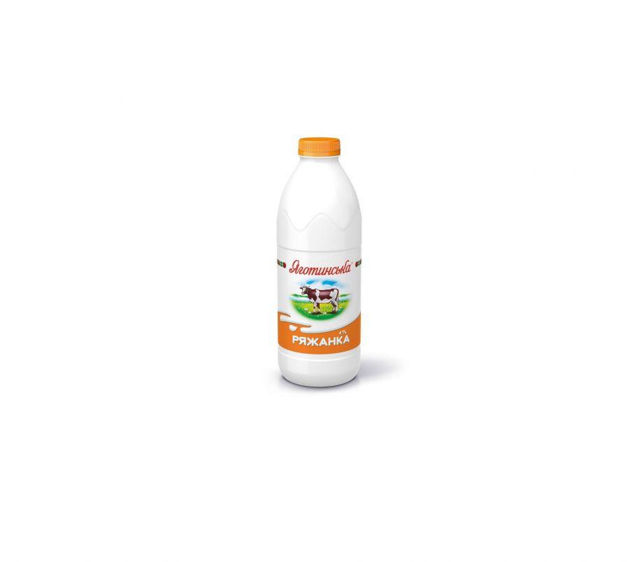 Яготинское Ряженка 4% 900г