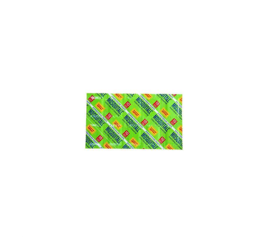 Москитол -Пластины от комаров 10шт