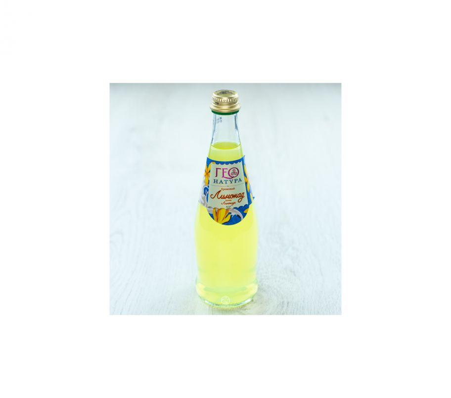 Geo Natura Лимонад Кремовый 0,5 стекло