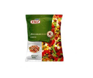 Замороженные продукты и овощи VICI Смесь овощная Мексиканская 400г