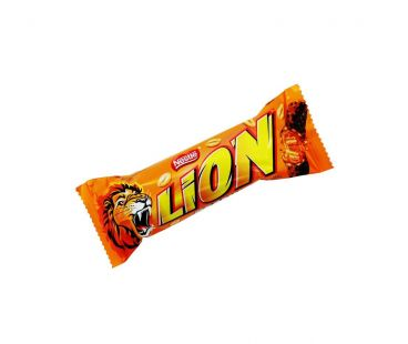 Батончики ШБ Батончик Nestle Lion 42 гр
