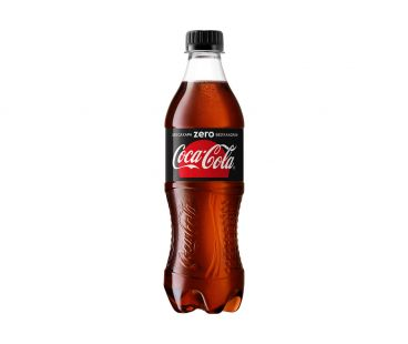 Coca-Cola (Кока-кола) Zero без сахара 0,5л