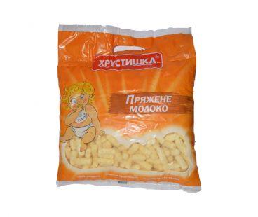 Бакалея Хрустишка ТМ Палочки кукурузные топленное молоко 60 гр