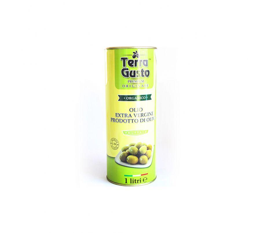 ШБ Масло оливковое  Terra Gusto Olio Extra Vergine, 1л