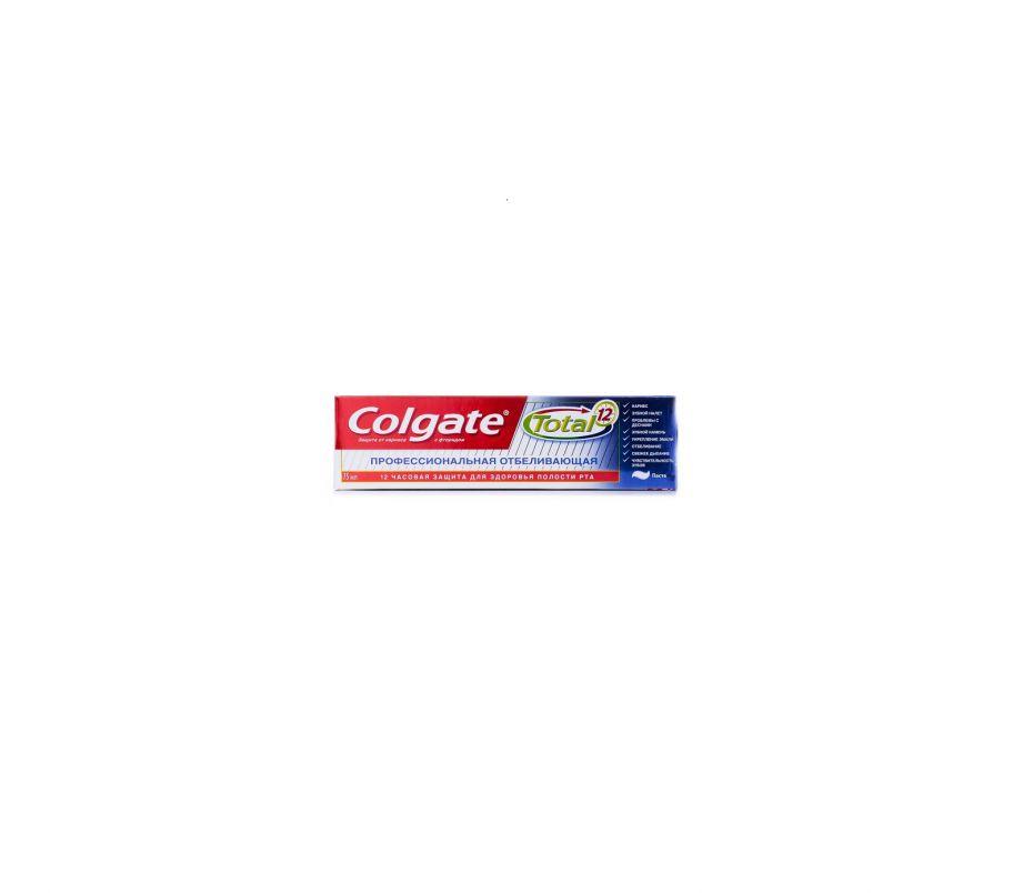 Зубная паста Colgate TOTAL 75мл