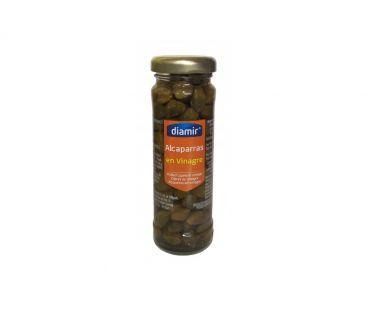 Маслины, оливки Diamir Каперсы маринованные 100г