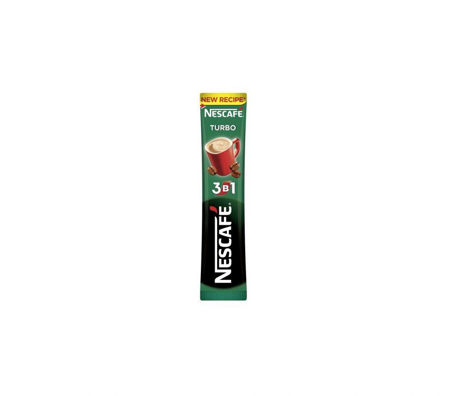 Кофейный напиток Nescafe Турбо 3 в 1