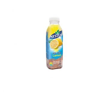 Безалкогольные напитки Nestea Холодный черный чай с лимоном 0,5 л