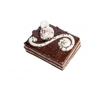Торты и пироженные НЯМ-НЯМ торт Шоколадно-сметанный 1,5-1,7 кг