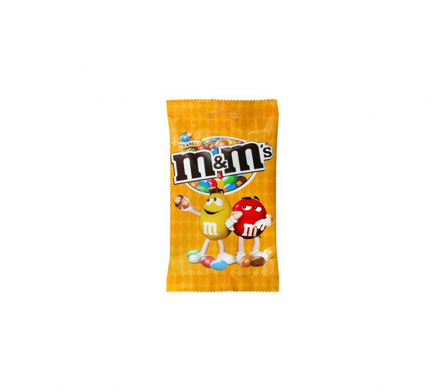 M&M`s Драже с арахисом 90г