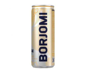 Borjomi Боржоми Flavored water цитрус-имбирь 0,33л