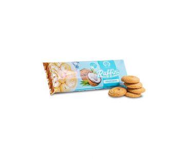 РОМА печенье Raffini с кокосовой стружкой 120г