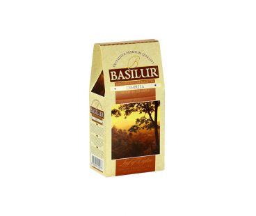 Чай черный Базилур Basilur Лист Цейлона Димбула картон 100г