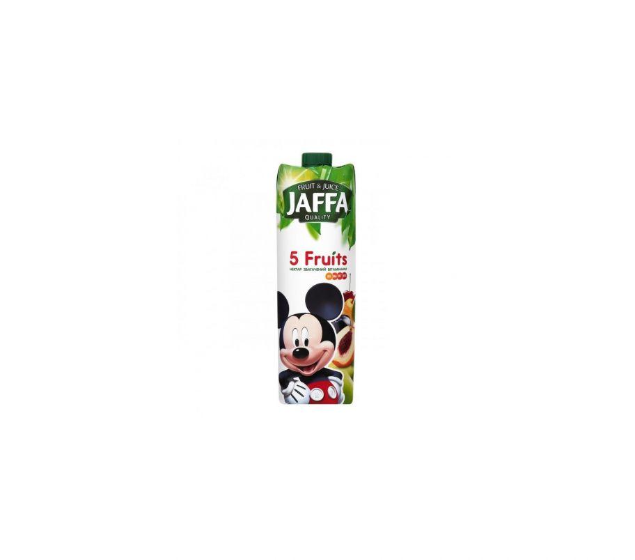 Jaffa 5 фруктов 0,95л