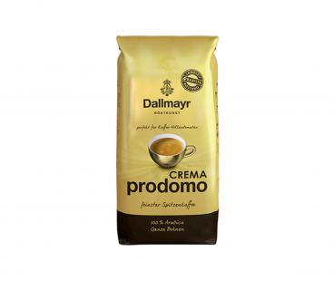 Чай, кофе, какао Кофе Dallmayr Prodomo Crema в зернах 1000 г