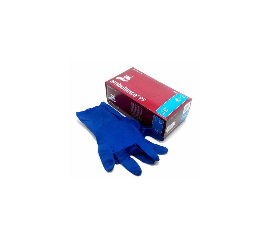 Перчатка Резиновая Ambulance(1 пара)