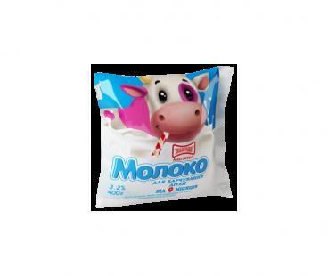Молоко Злагода Молоко пастеризованное для детей 3,2%, 400г
