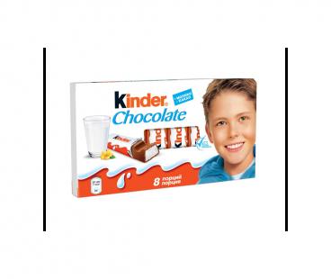 Kinder Шоколад T8 100г