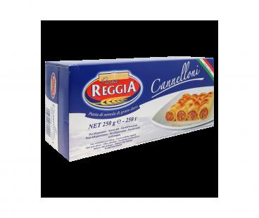 Pasta Reggia Изделия макаронные Каннеллони 0,25кг