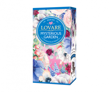 Чай Ловаре Lovare Mysterius Garden 24 пак