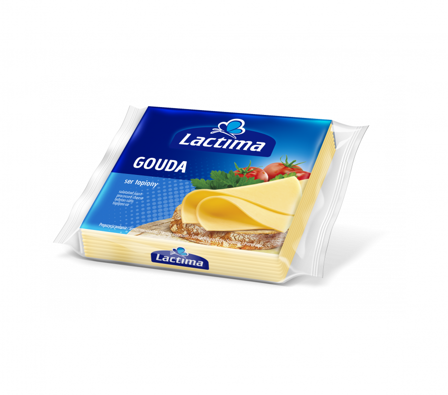 Сыр Лактима тост Гауда 130г