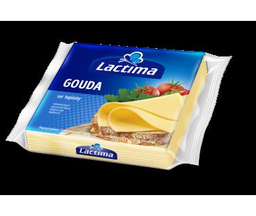 Доставка продуктов на дом в Новомосковске Сыр Лактима тост Гауда 130г