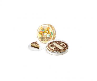 Торты и пироженные Roshen Торт Золотой Ключик 850г