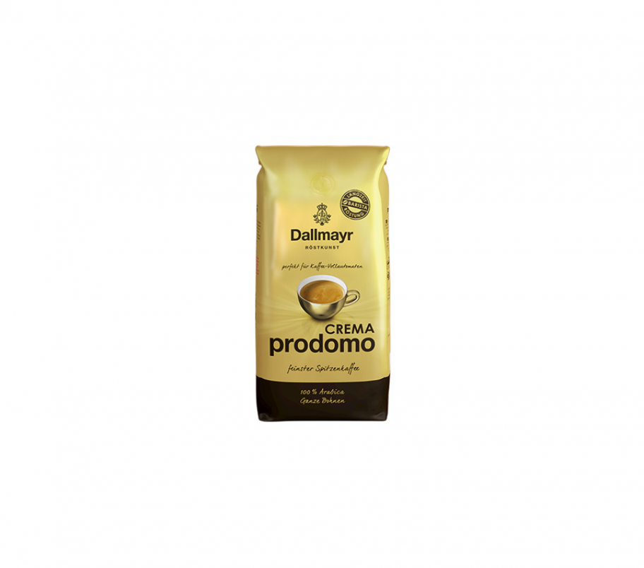 Кофе Dallmayr Prodomo Crema в зернах 1000 г