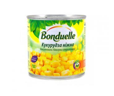 Bonduelle Кукуруза нежная ж/б 340г