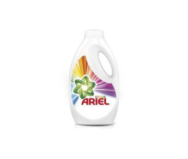Гель, капсулы ARIEL Жидкий порошок цветной 1,3л