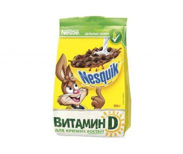 Мюсли и Сухие Завтраки Nesquik Завтрак готовый шоколадный 225г