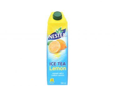 Nestea Холодный черный чай с лимоном 0,95 л
